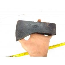 2.15 Lbs SIGNED RARE! VINTAGE GERMAN STEEL AXE HEAD