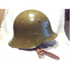 MILITARY BATTLE M 36 GERMAN TYPE HELMET WW2 HELM SURPLUS 1936!!!